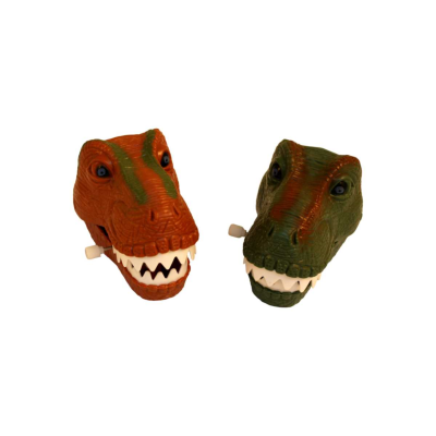 DINOSUAR WIND UP TEETH