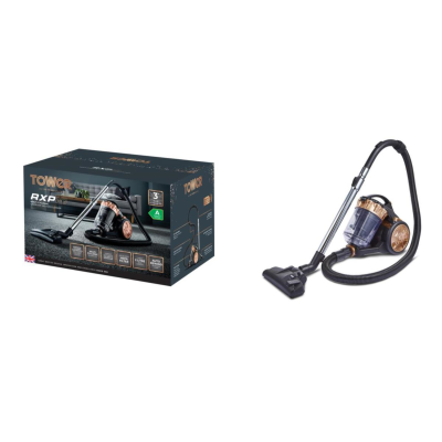 ROSE GOLD CYCLONIC VACUUM CLEANER 700W