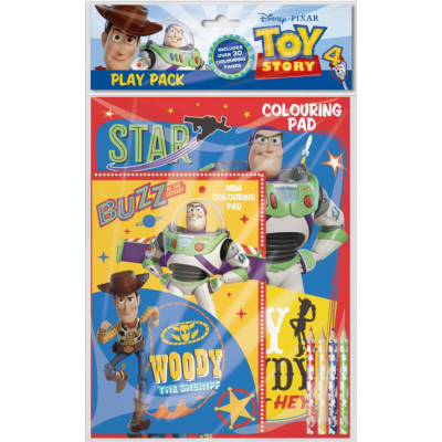 TOY STORY 4 PLAY PACK*