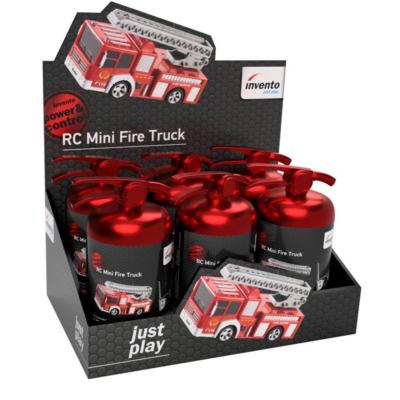R/C MINI FIRE TRUCK IN EXTINGUISHER