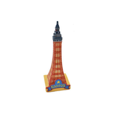 BLACKPOOL RESIN TOWER 13cm