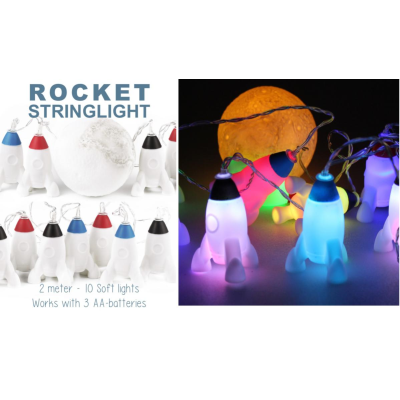 ROCKET STRING LIGHTS