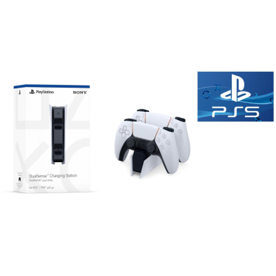 PLAYSTATION 5 DUALSENSE CHARGE STATION