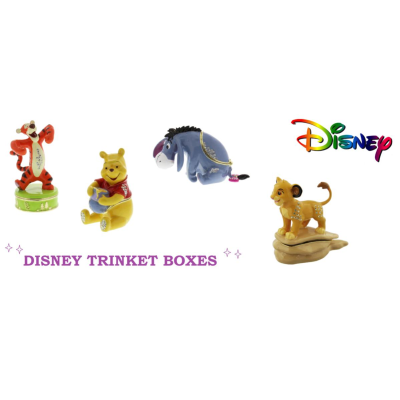 DISNEY TRINKET COLLECTION  ASSTD