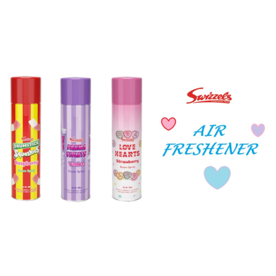 SWIZZELS AIR FRESHNER 300ml ASSTD