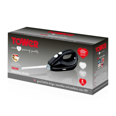 TOWER ELECTRIC KNIFE 180w