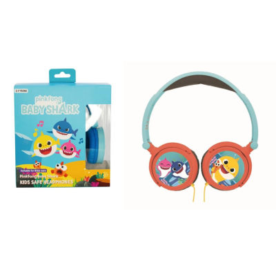 BABY SHARK HEADPHONES