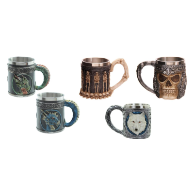 ASSORTED TANKARDS
