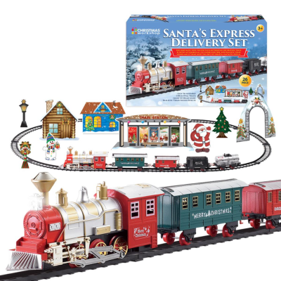 SANTA EXPRESS DELIVERY TRAIN SET