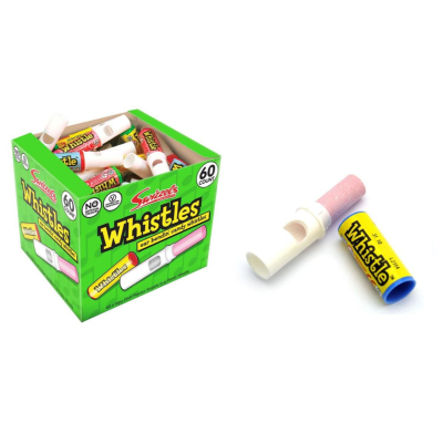 SWEETS CANDY WHISTLE (60)