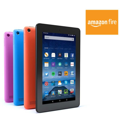 "AMAZON FIRE 7"" WITH ALEXA WI-FI 16GB"