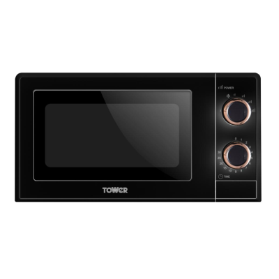TOWER MICROWAVE 700W ROSE GOLD