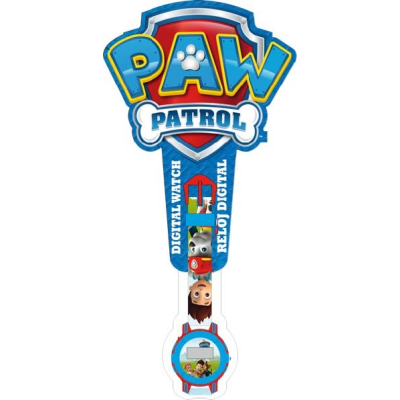 PAW PATROL DIGITAL WATCH *