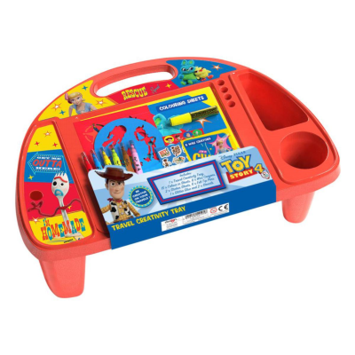 TOY STORY 4 TRAVEL DESK