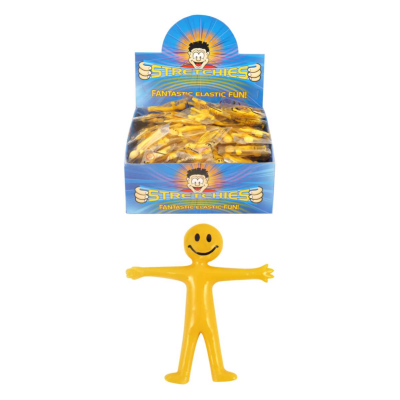 STRETCHIES YELLOW MAN (144)