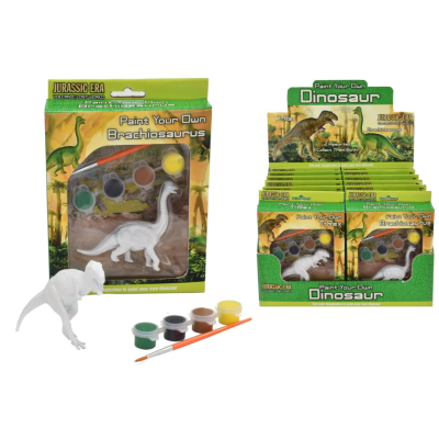 DINOSAUR PAINT YOUR OWN KIT*