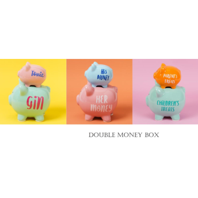 MONEY BANK DOUBLE 4 ASSD