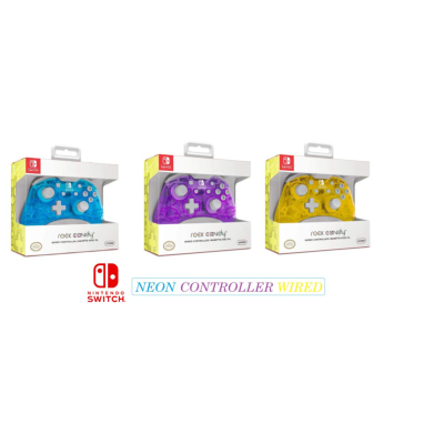 NINTENDO SWITCH ROCK CANDY WIRED