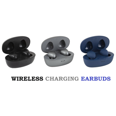 DYNMX3 WIRELESS CHARGING EARBUDS ASSTD