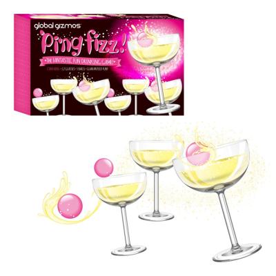 PROSECCO FIZZ PONG GAME