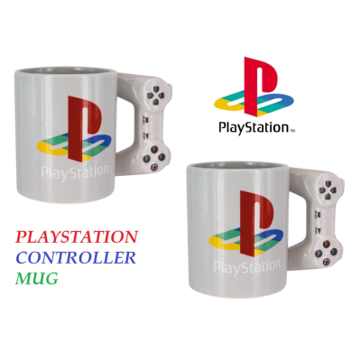 PLAYSTATION CONTROLLER MUG*