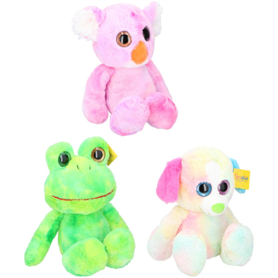 PLUSH ANIMALS 32cm ASSTD