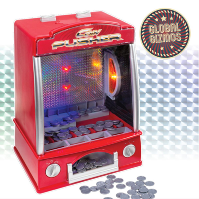 CLASSIC ARCADE COIN PUSHER