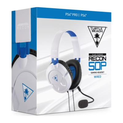 PS4 TURTLE BEACH RECON GAMING HEADSET
