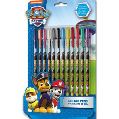 PAW PATROL COLOUR PENS *