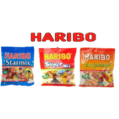 HARIBO STARMIX/SUPER/TANG