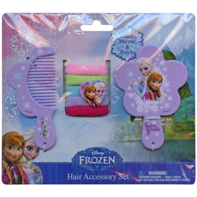 FROZEN HAIR ACCESSORY SET *