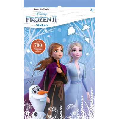 FROZEN 2 STICKERS 700PC