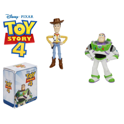 TOY STORY 4 BUZZ / WOODY FIGURES