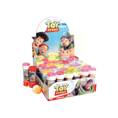 LICENSED BUBBLES TOY STORY