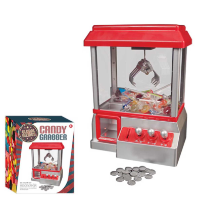CANDY CRANE BATTERY OPERATED*