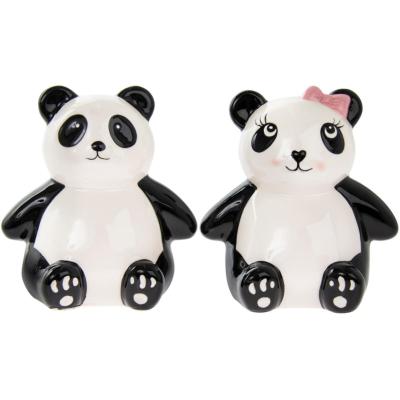 RESIN PANDA MONEY BOX