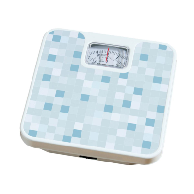 BATHROOM SCALE MOSAIC DESIGN *
