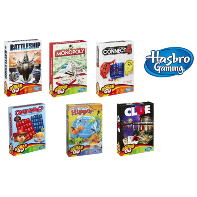 ASSORTED LICENSED TRAVEL GAMES