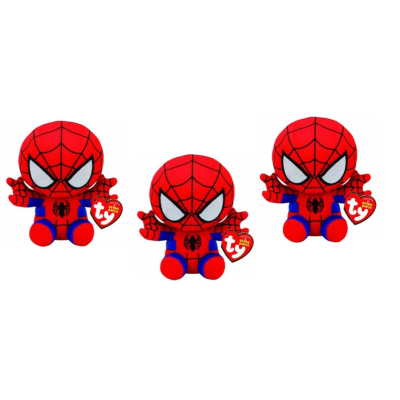 TY SPIDERMAN MEDIUM PLUSH