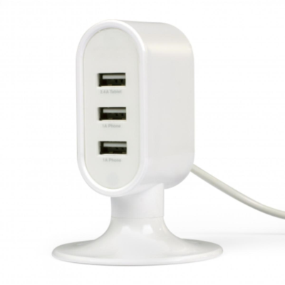 3 PORT USB CHARGING TOWER*