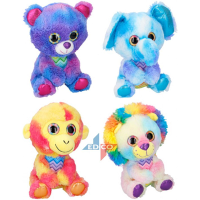 PLUSH ANIMALS 25cm ASSTD