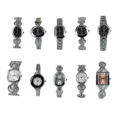 LADIES METAL BAND WATCH ASSORTED