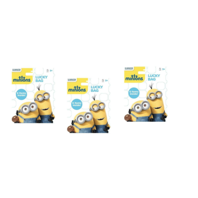 MINIONS LUCKY BAGS*