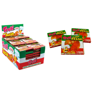 TROLLI PIZZA 5 SLICE (48)