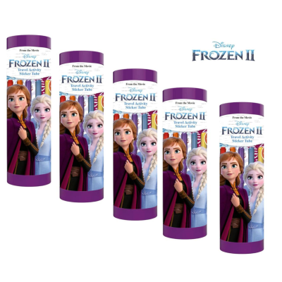 FROZEN 2 ACTIVITY TUBE