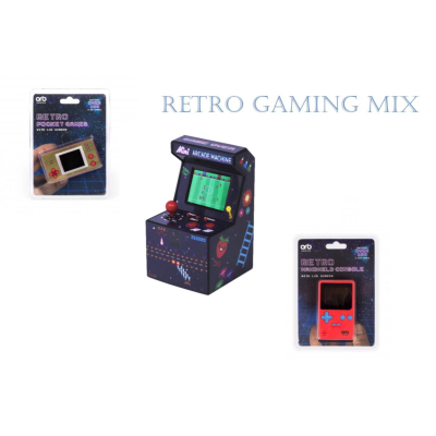 RETRO GAMING MIX