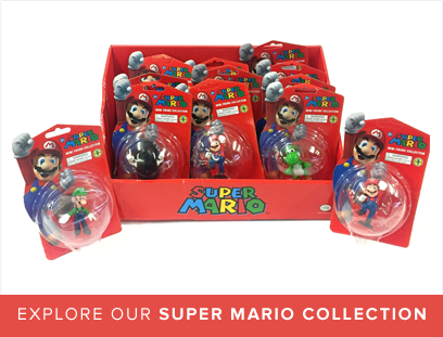 Explore Our Super Mario Collection